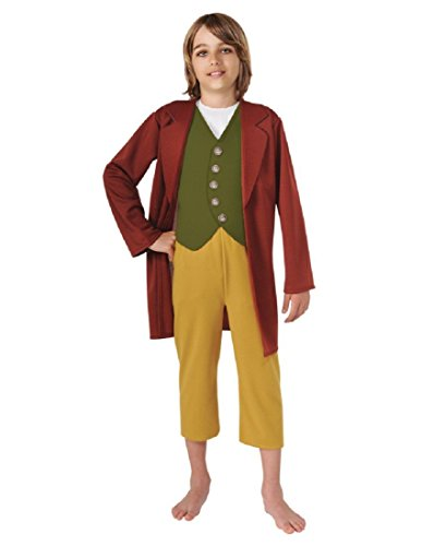 The Hobbit Bilbo Baggins Costume - -