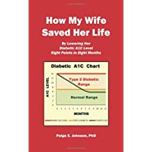 How My Wife Saved Her Life: By Lowering Her Diabetic A1C Level 8 Points in 8 Months