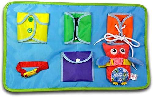 MU Rompecabezas Juguetes Rompecabezas Educación temprana Libro de tela Ayuda para la enseñanza de jardín de infantes Aderezo de felpa Juguetes para niños Juguetes educativos para bebés,imagen color,4: Amazon.es: Bricolaje y herramientas