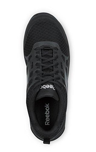 Reebok Beamer Black Slip MaxTrax Sneaker Women's Resistant rrzSq