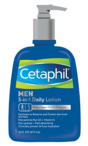 Cetaphil Men Daily Lotion Fluid