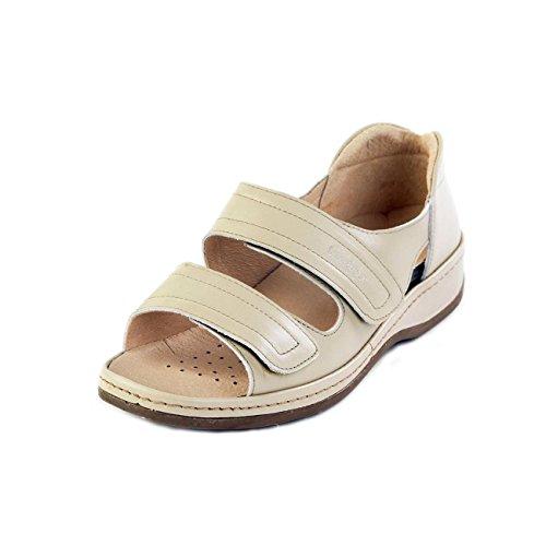 Sandpiper - Sandalias de vestir para mujer piedra
