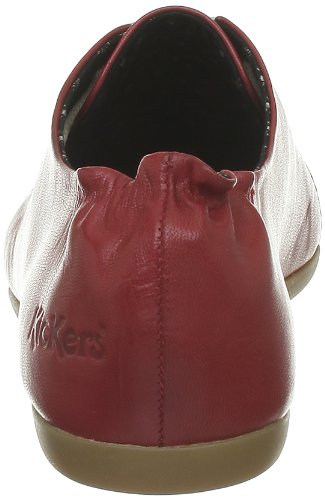 Libero Rosso Rouge Women's Kickers Shoes 1Z4qwf