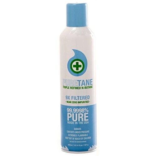 Puretane N-Butane BHO 99.999% Pure Butane Gas 300ml - Choose Your Quantity