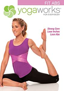 Yogaworks: Fit Abs [DVD]