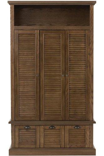 Shutter Closed Locker Storage, 74'Hx42