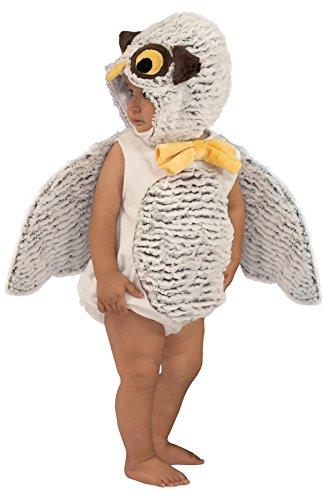 Infant - Toddler Oliver The Owl Costume - 6-12 Months -