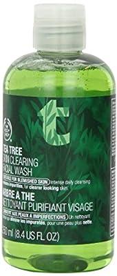 The Body Shop Tea Tree Skin Clearing Facial Wash Regular 8.4 fl. Oz. New