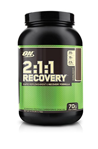 Optimum Nutrition Recovery Chocolate 3 73 Pounds