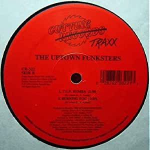 Uptown Funksters, The - Headsounds EP