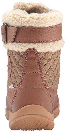 Kamik Women's Barton Snow Boot, Tan, 10 M US by Kamik (Image #2)