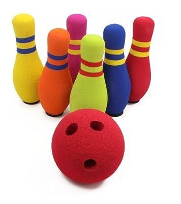 Kidoozie Six Pin Bowling Set