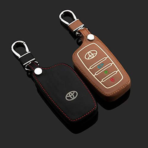 amooca-3-buttons-leather-luminous-car-smart-remote-key-fob-holder-case-cover-fit-for-toyota-highland