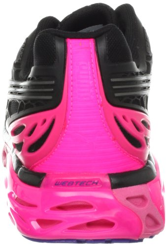 Puma–Zapatillas de Bioweb Elite - Black-Cabaret-Aged S