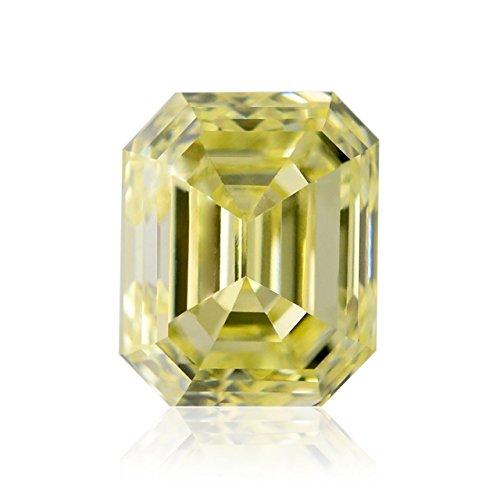 0.70 Ct Emerald Cut Diamond - 5