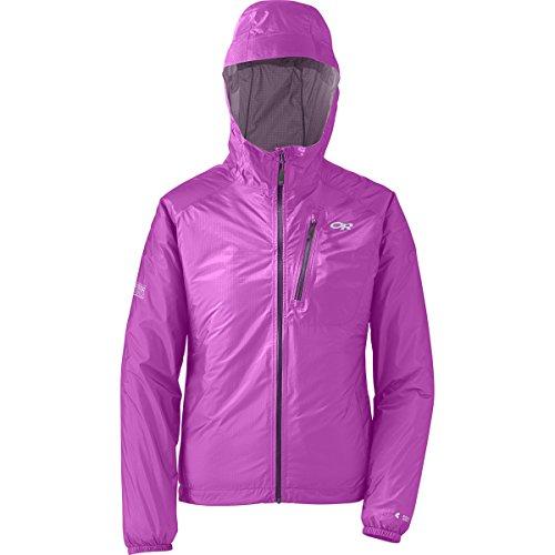 Outdoor Research Women's Helium II Jacket, Ultraviolet, X-Small