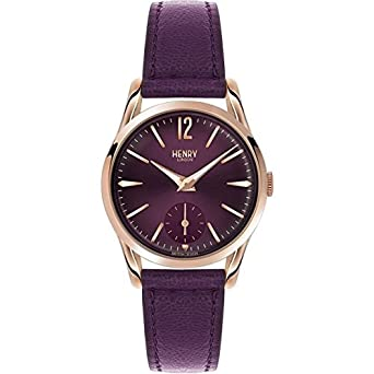 Henry London Damen-Armbanduhr HL30-US-0076