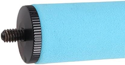 Color : Blue Orange MDYHMC AYSMG LED Flash Light Holder Sponge Steadicam Handheld Monopod with Gimbal for SLR Camera