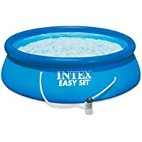 Intex Piscine Easy Set Pools® de Support, Bleu