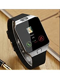 DZ09 Smart Watch Children's Sports Watch Touch Screen for Android and iOS (black)