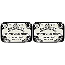 Candy Tin Ouija Mystifying Mints 1.5 oz by Boston America (Pack of 2)