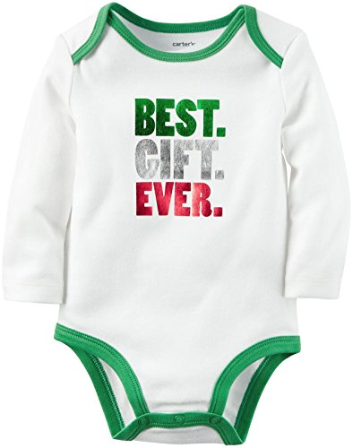 (Carter's Baby Single Bodysuit 118g669, Best Gift, 24M)