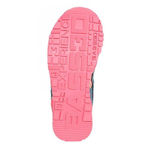 Chaussures de sport pour Garçon et Fille BASS3D 42031 COMBINADO CORAL