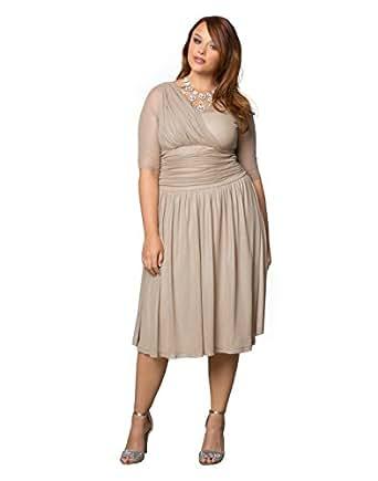 Amazon.com: Kiyonna Women's Plus Size Limited Edition