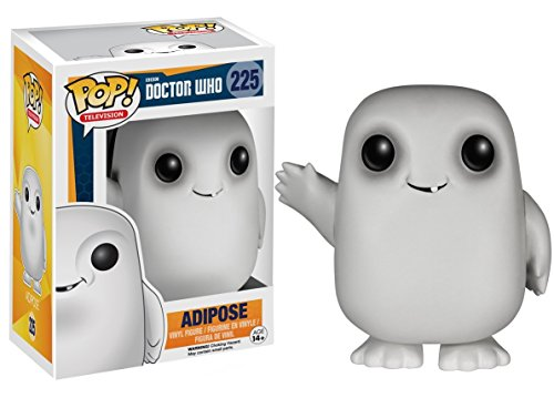 Funko 4633 POP TV: Doctor Who Adipose Action Figure
