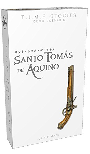 T.I.M.E 스토리의:산토・《도마스》・데・Aquino 일본어판