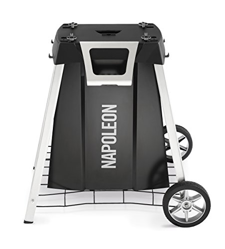 Napoleon PRO285-STAND Grill Cart with Side Shelves ()