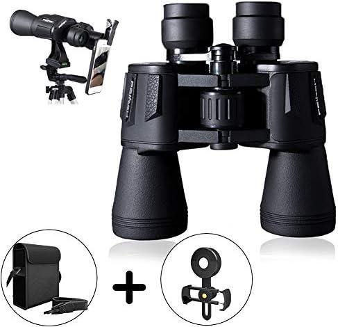 [해외]20x50 HD 쌍안경 전문 방수 망원경 약한 조명 야간 비전 클리어 버드 시청 및 보컬 콘서트 여행 사냥 및 전화 마운트 / 20x50 Folding HD Binoculars Professional Waterproof Telescope Weak Light Night Vision Clear Bird Watching and Vocal Con...
