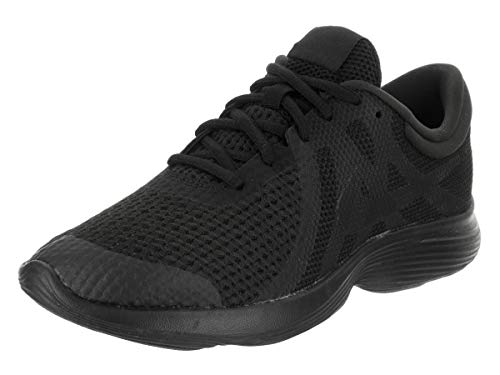 Black NIKE Basses Revolution 4 Black GS Sneakers Homme Noir 001 0wwrfIxq