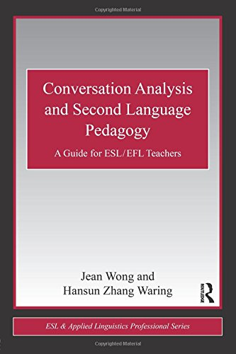 How to find the best conversation analysis and second language pedagogy for 2020?