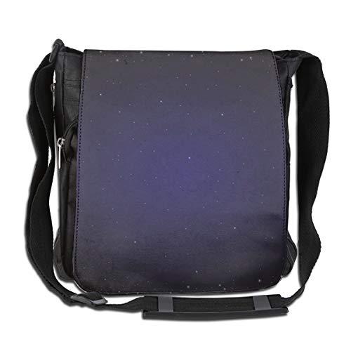 Bafrsc Galaxy Star Fashion Travel Simple Portable Shoulder Bag 11.8