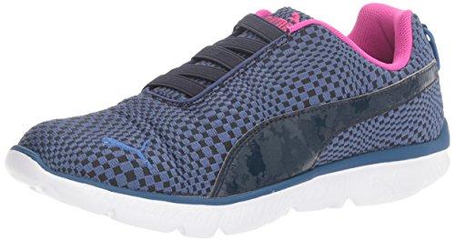 Puma Dames Fashin Alt Illusion Fashion Sneaker True Blue-peacoat-ultra Magenta