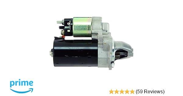e46 320d starter motor removal