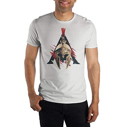 Mens Assassins Creed Odyssey Assassins Creed Shirt-Large