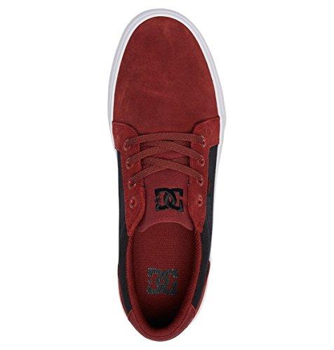 DC SD Homme DC Braun Baskets Basses Council Shoes Council Shoes pxgCF