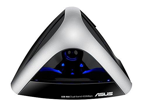 Asus USB-N66 USB 2.0 802.11a/b/g/n Wi-Fi Adapter
