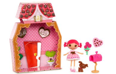 Mini Lalaloopsy Doll – Toffee Cocoa Cuddles, Baby & Kids Zone