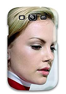 MNCLTAw297MXHRN Faddish Charlize Theron Celebrity People Celebrity Case Cover For Galaxy S3