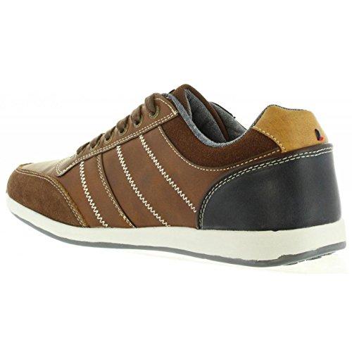 Zapatillas deporte de Hombre LOIS JEANS 84418 43 CAMEL