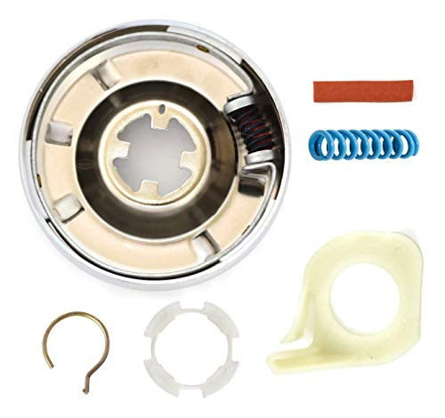 Washer Agitator Assembly - 285785 Washer Clutch Kit Replacement by DR Quality Parts -Works with Whirlpool & Kenmore - Instruction Included - Replaces 285331, 3351342, 3946794, 3951311, AP3094537
