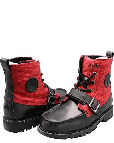 ralph lauren ranger boots kids - 7
