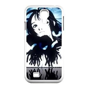 Tenjou Tenge funda Samsung Galaxy S4 9500 caja funda del teléfono celular del teléfono celular blanco cubierta de la caja funda EEECBCAAN13499