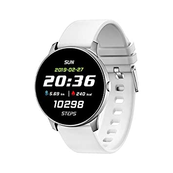 kkart Sports Smart Watch For Men Women Fitness Tracker Man Heart ...