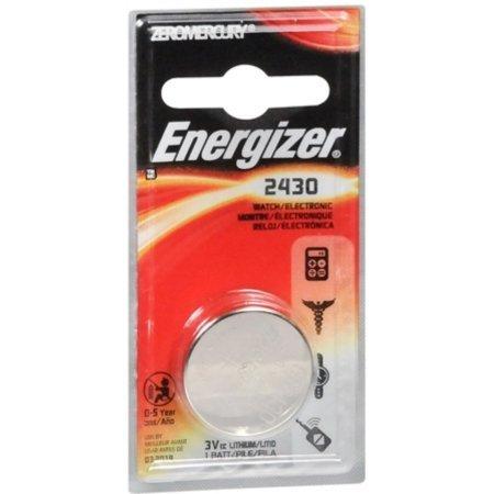 Energizer ECR2430BP Watch/Calculator Battery (Set of (Energizer Calculator)