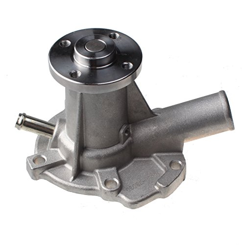 Friday Part Water Pump for Kubota Compact Tractor B20 B2150 B9200 B7100 B5200 B6200 B7200 B8200 B7100 B1550 B1750 -  15534-73030