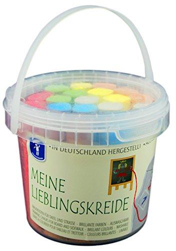 Feuchtmann MEINE LIEBLINGSKREIDE - Small Bucket | Schulkreide, Straßenkreide